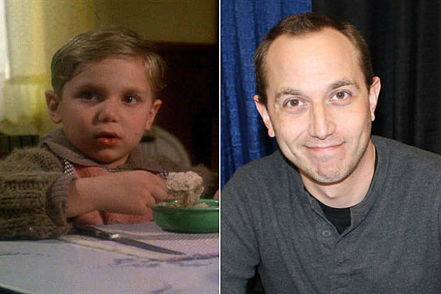 see the cast of a christmas story then and now - Randy From A Christmas Story