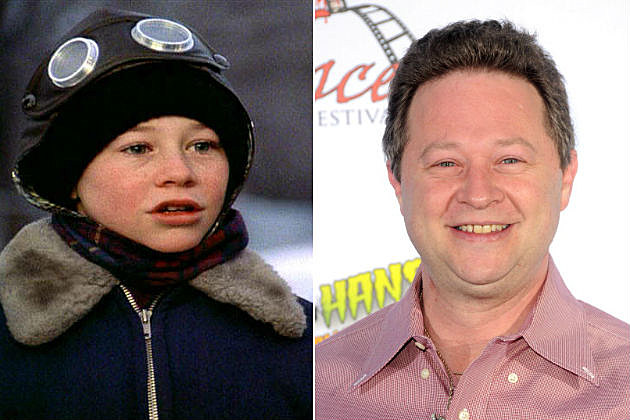 see the cast of a christmas story then and now