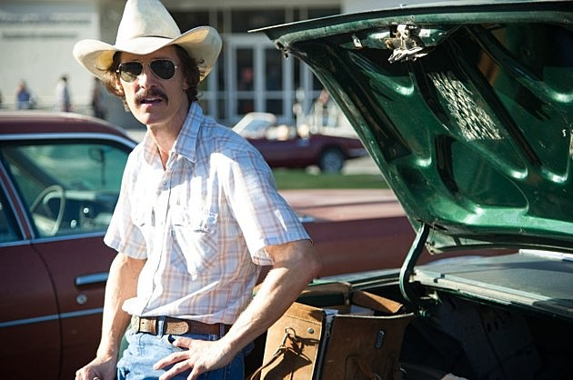 Matthew McConaughey Oscar Dallas Buyers Club