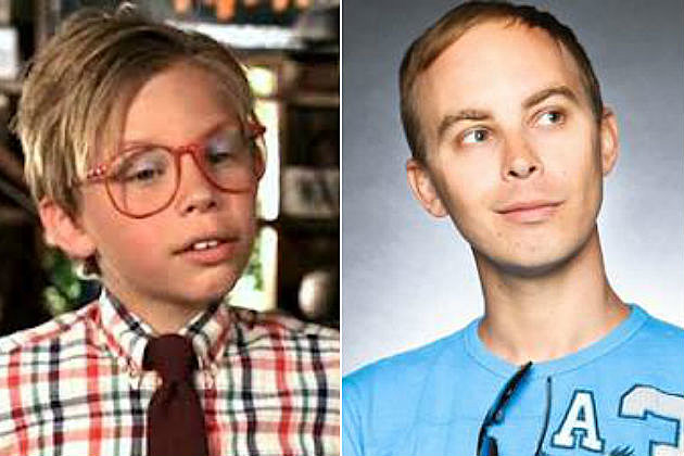 See the Cast of 'Little Giants' Then and Now Jake Berman Little Giants