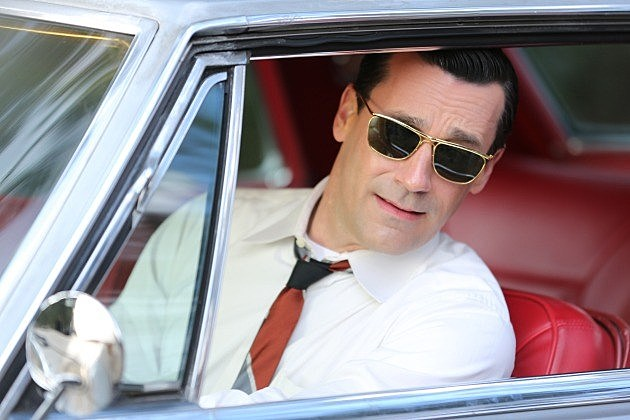 Mad Men Final Season 7 Shooting LAX