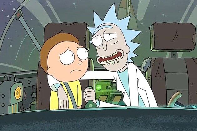 Watch Rick and Morty Adult Swim Dan Harmon Community