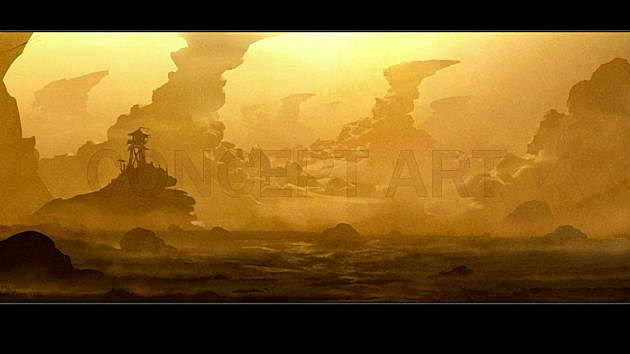 Warcraft Concept Art