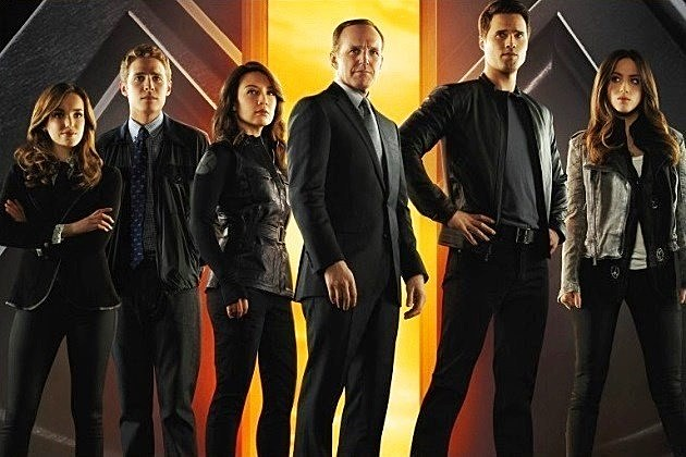 Marvel TV Agents of SHIELD Guillermo del Toro Hulk Jessica Jones Jeph Loeb