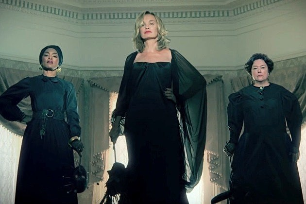 American Horror Story Season 4 Kathy Bates Angela Bassett Return