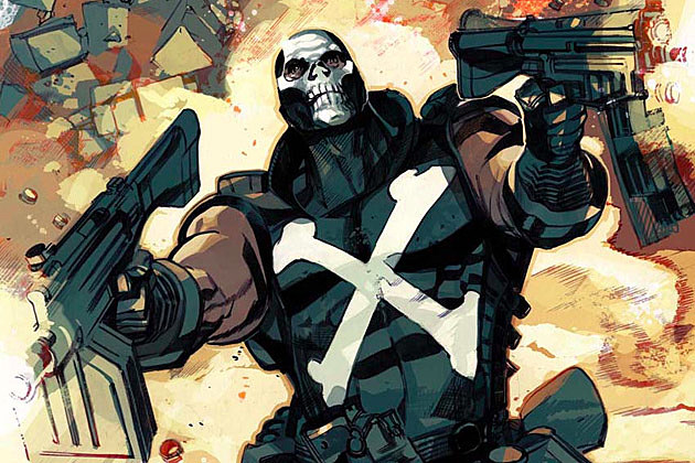 Captain America 2 Crossbones