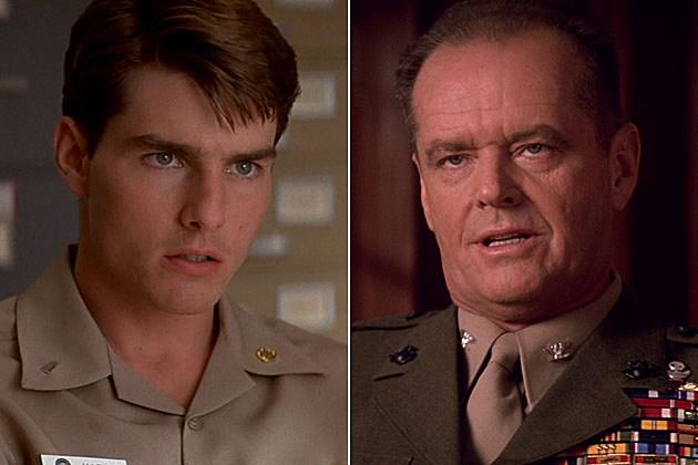 Tom Cruise Jack Nicholson