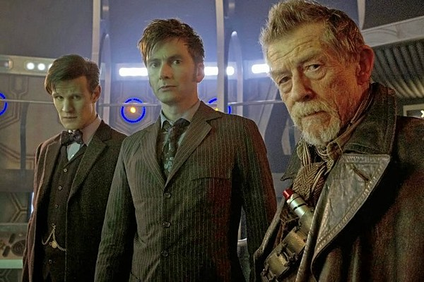 'Doctor Who' 50th Anniversary Trailer Premiering November 15?