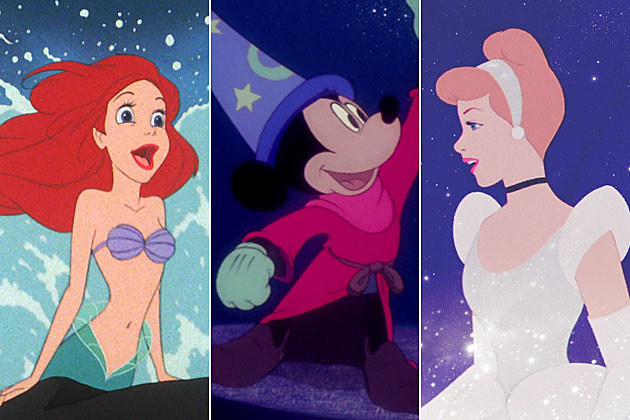 Greatest Disney Animated Movies All Time