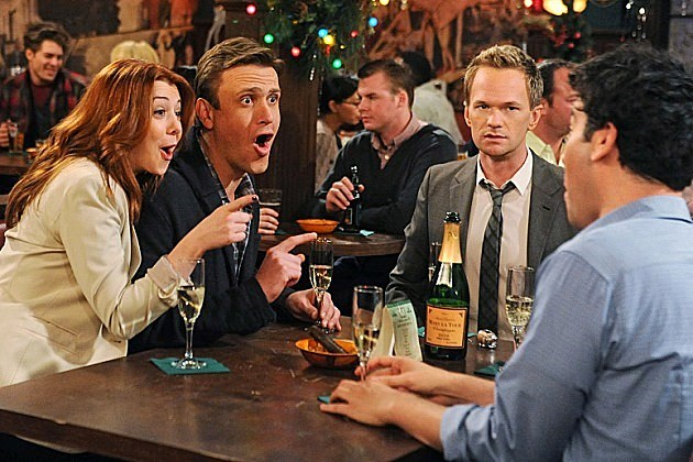 How I Met Your Mother Spinoff How I Met Your Dad Pilot Order