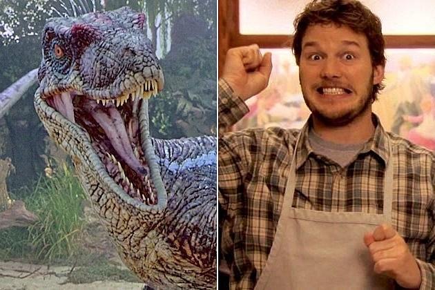 Jurassic Park, Chris Pratt