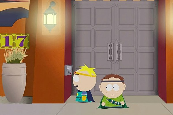 'South Park' Preview: Butters Confronts 'Game of Thrones' Creator George R.R. Martin