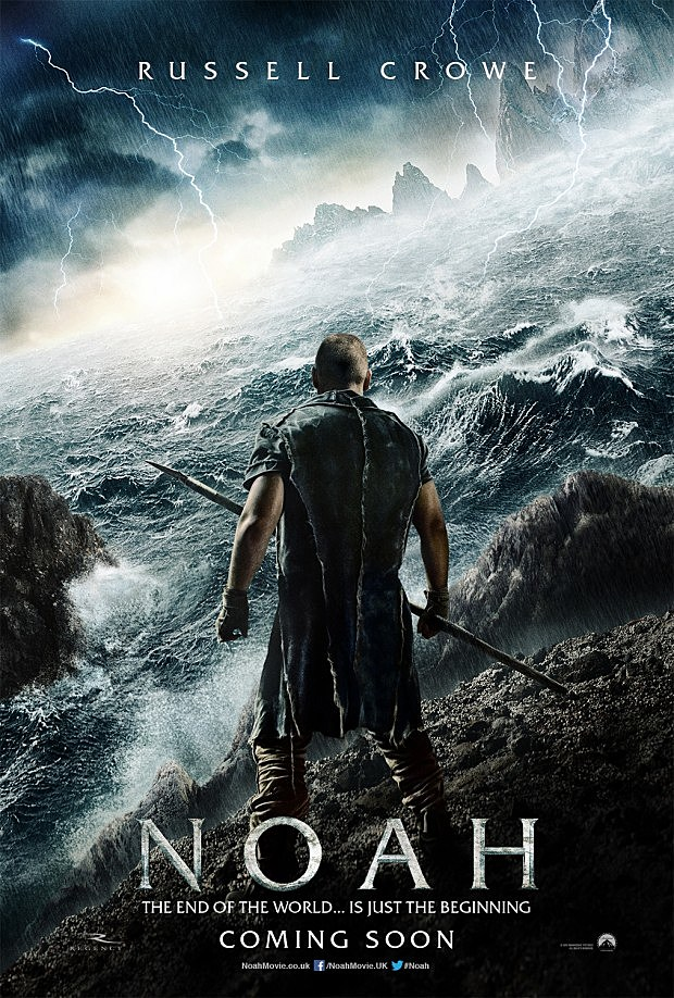 Noah Poster Russell Crowe