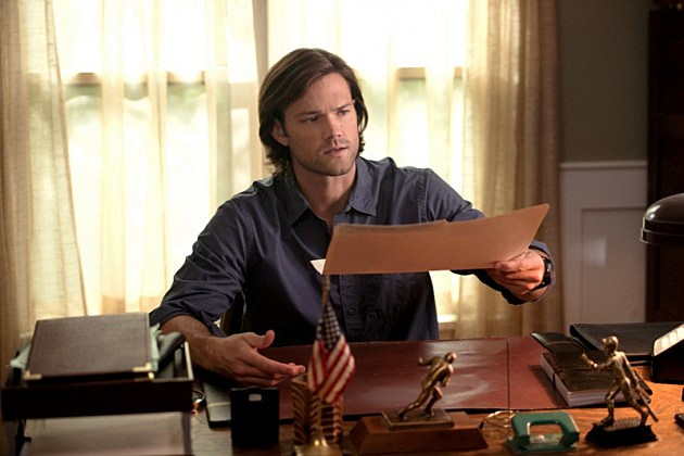 Supernatural Photos Bad Boys Clip