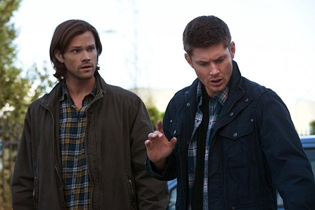 Supernatural Preview Dog Dean Afternoon Photos