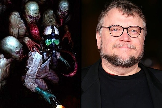 FX The Strain Guillermo Del Toro Series Order 2014