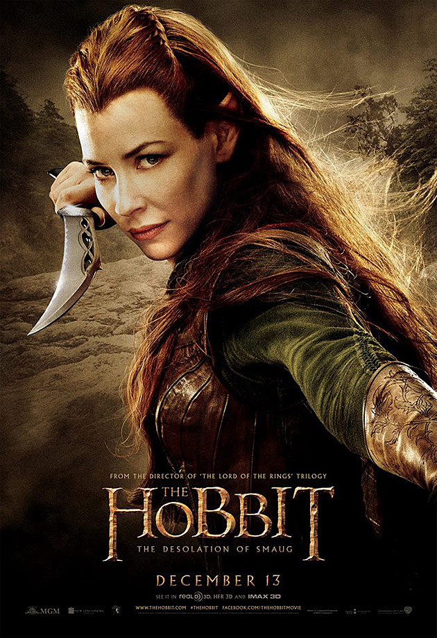 A hobbit – Smaug pusztasága (The Hobbit: The Desolation of Smaug)
