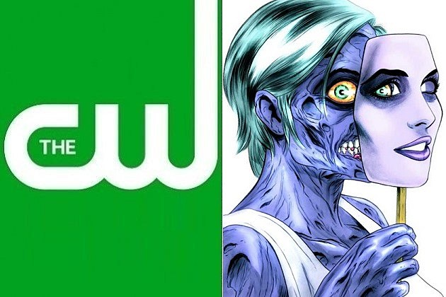 The CW DC iZombie TV Series Rob Thomas