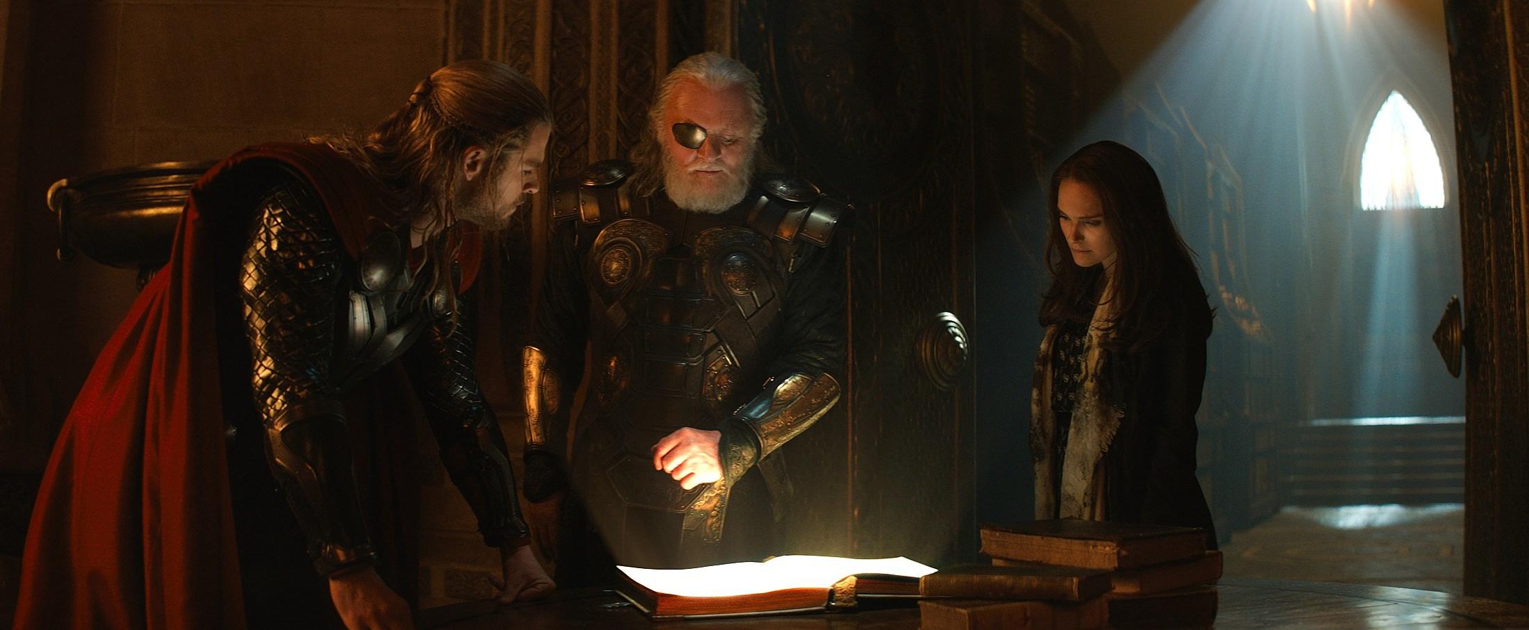 Thor 2 Pics The Dark World
