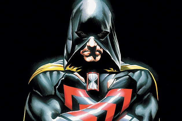 The CW Hourman TV Series DC Comics