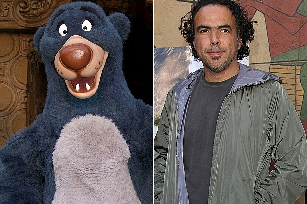 The Jungle Book, Alejandro Gonzalez Inarritu