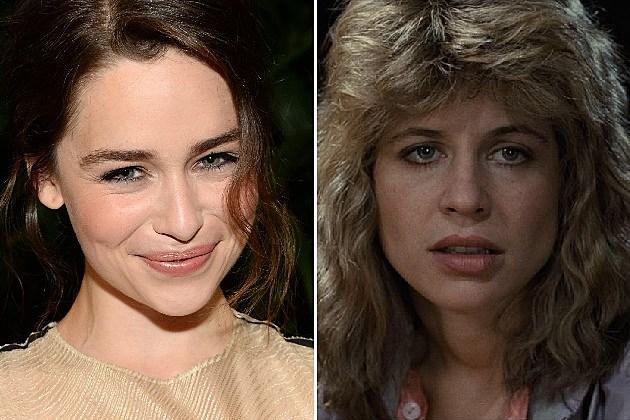 Emilia Clarke, Linda Hamilton