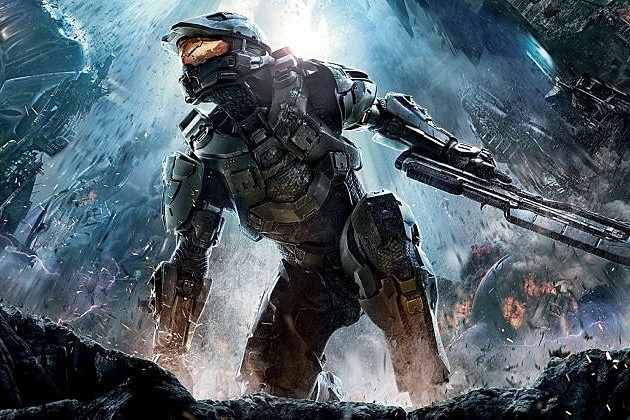 Steven Spielberg Halo TV Series Xbox 2014