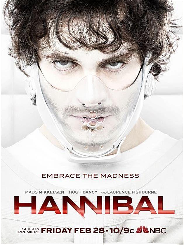 Hannibal Season 2 Premiere Poster February 2014