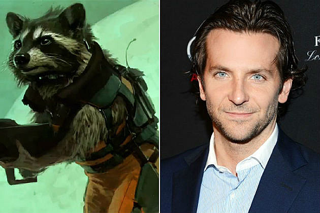 Bradley Cooper Rocket Raccoon