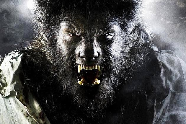 NBC The Wolfman TV Series Benicio Del Toro