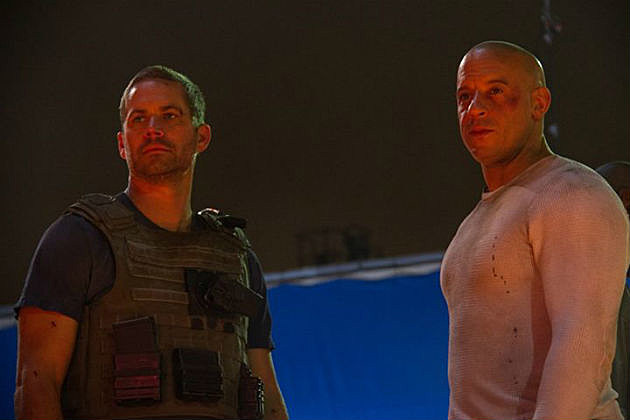 Fast and Furious 7 Photos Vin Diesel Paul Walker