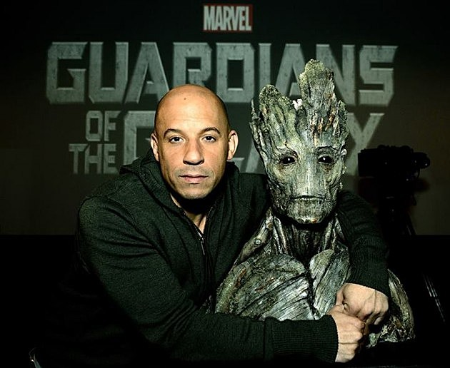 Guardians of the Galaxy Photos Vin Diesel Groot