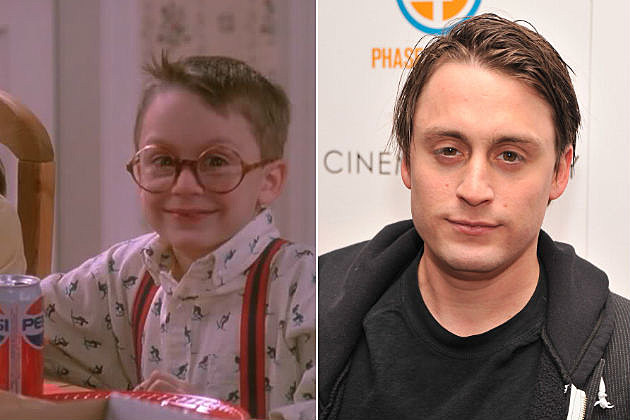 Home Alone Kieran CulkinHome Alone Kid Then And Now