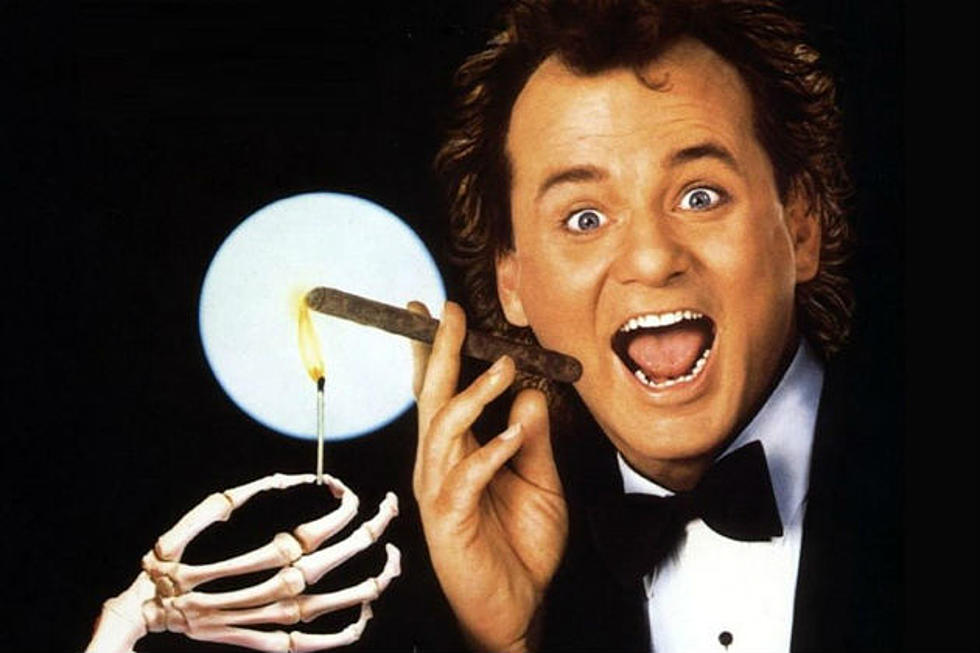 See the Cast of \'Scrooged\' Then and Now
