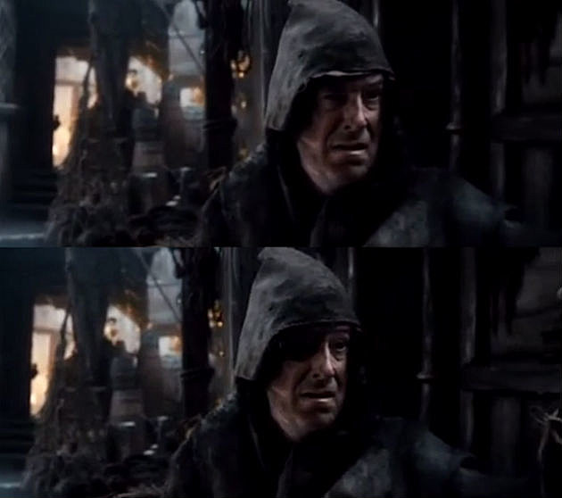 Stephen Colbert The Hobbit The Desolation of Smaug Cameo