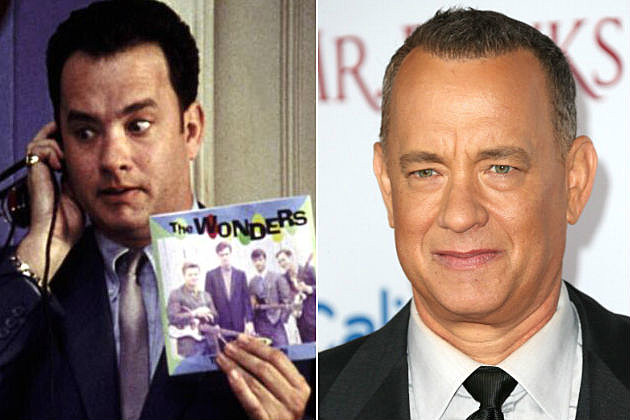 Tom Hanks Then And Now