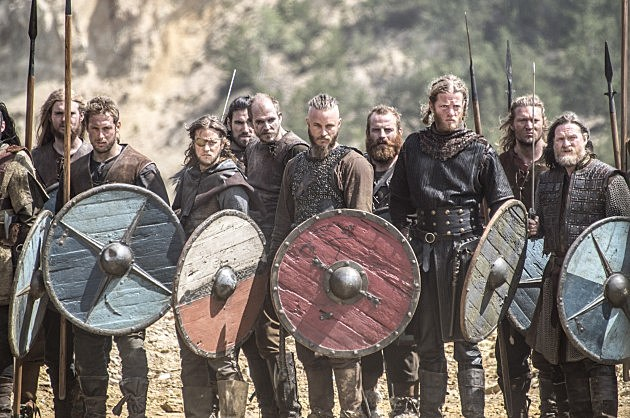Vikings Season 2 Photos Ragnar