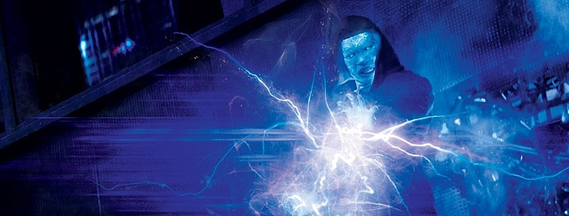 Amazing Spider-Man 2 Photos Electro