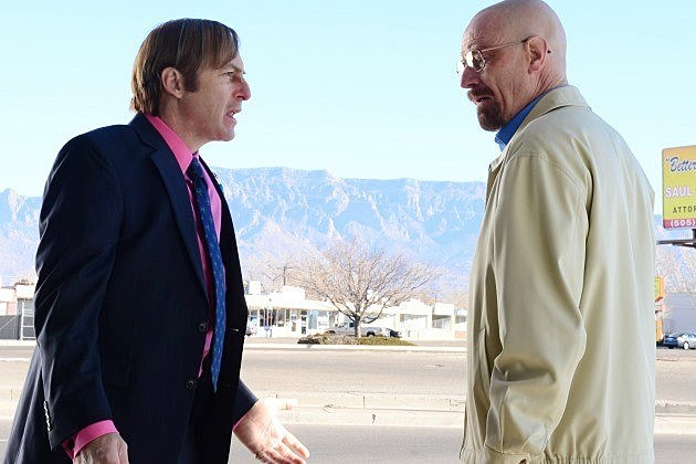 Breaking Bad Better Call Saul Netflix 2014