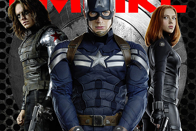 Captain America 2 Pics Empire