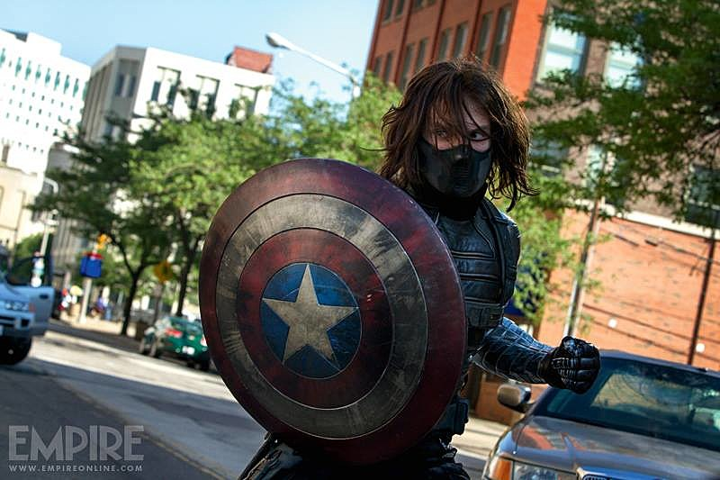 Captain America 2 Photos