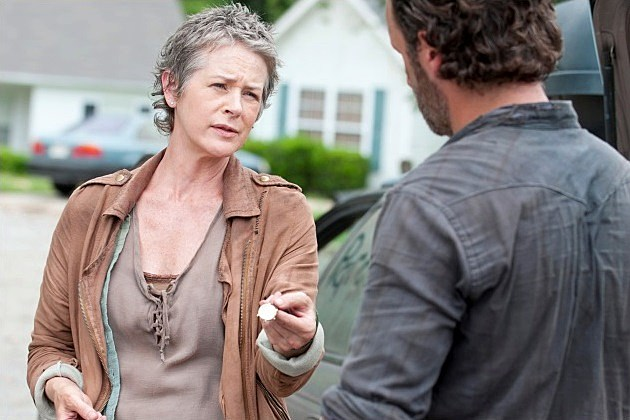 The Walking Dead Season 4 Spoilers Carol 2014