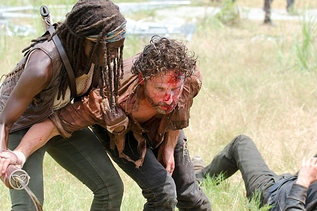The Walking Dead Season 4 Finale Spoilers Scott Gimple Robert Kirkman