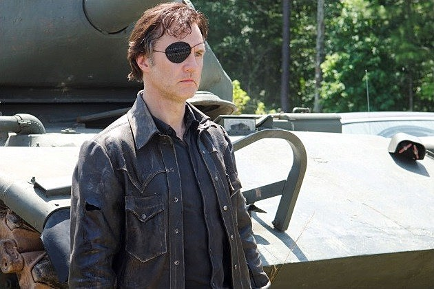 The Walking Dead Spoilers 2014 Governor David Morrissey Return