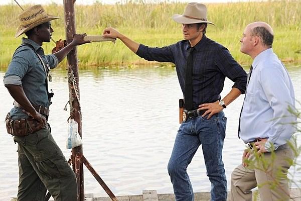 Justified season 5 premiere photos raylan meets the - Daryl crowe jr ...