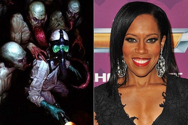 Guillermo del Toro The Strain FX Regina King