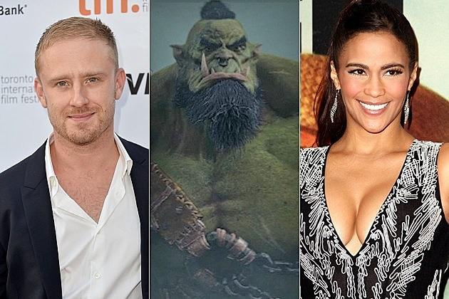 warcraft, ben foster, paula patton