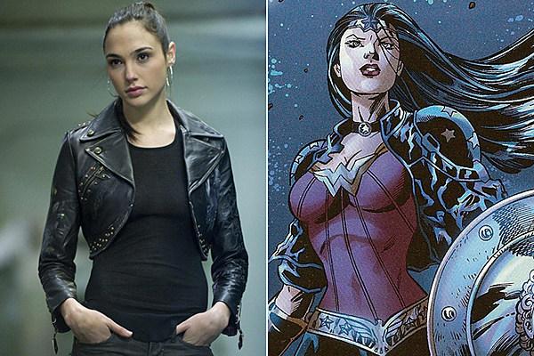 Wonder Woman Gal Gadot on Her 'Batman vs. Superman' Casting