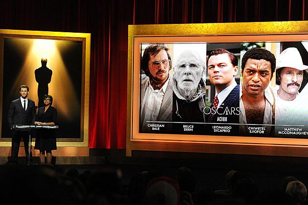 2014 Oscar Nominations Snubs