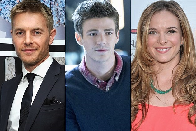 Flash TV Series CW Rick Cosnett Danielle Panabaker Professor Zoom